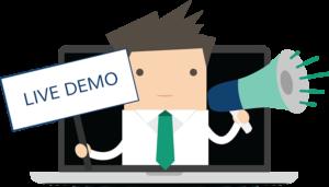 Demo Website list